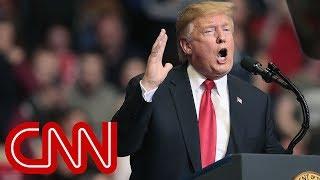 Download White House struggles to explain Trump's bizarre claim Video