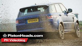 Download Range Rover Sport SVR   PH Fleet farewell   PistonHeads Video