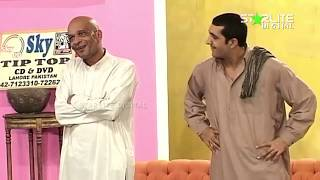 Download Best Of Zafri Khan and Abida Baig New Pakistani Stage Drama Full Comedy Clip Video
