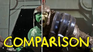 Download Thor: Ragnarok - Homemade Side by Side Comparison Video