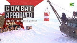 Download The Military in the Arctic: Across a frozen sea aboard Russian ATVs - Part 2 Video