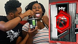 Download HILARIOUS HUSBAND VS WIFE SUPER COLD ICE CREAM NBA 2K17 PACK OPENING CHALLENGE! 2K STAY TROLLING ME! Video
