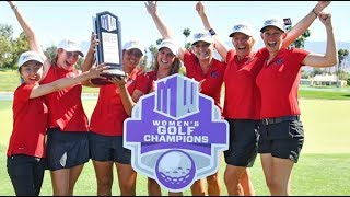 Download SDSU WOMEN'S GOLF: MW CHAMPIONSHIPS - AZTECS HOLD ON FOR TEAM TITLE Video
