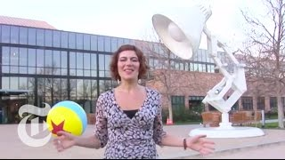 Download A Rare Look Inside Pixar Studios | The New York Times Video