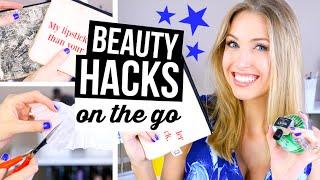 Download BEAUTY HACKS & ESSENTIALS    On-The-Go for School & Work! Video