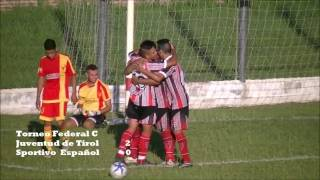 Download Juventud de Tirol-Sportivo Español Video