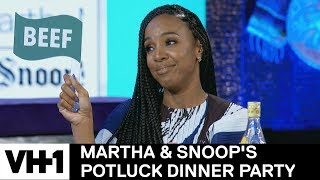 Download Kelly Rowland on Her Star Search Performance w/ Beyoncé | Martha & Snoop's Potluck Dinner Party Video