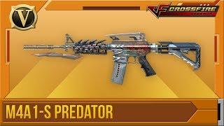 Download Crossfire: Legends | Tổng quan M4A1-S Predator (VIP) Video