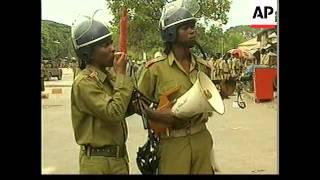 Download TANZANIA: VIOLENCE FOLLOWING ELECTION Video