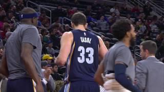 Download Marc Gasol Scores A Season High 38 points in Detroit | 12.21.16 Video