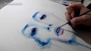 Download Lee SooHyuk [Watercolor Painting] Video