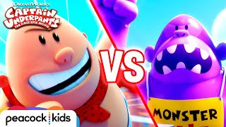 Download Captain Underpants vs Inflatable Ape | CAPTAIN UNDERPANTS: THE FIRST EPIC MOVIE Video