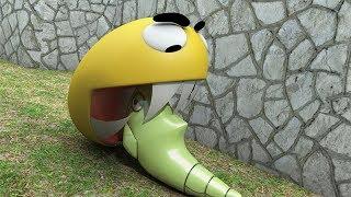 Download Pacman vs Pokemon Video