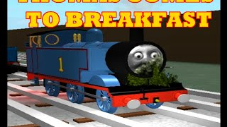 Download ROBLOX: Thomas Comes to Breakfast. Video