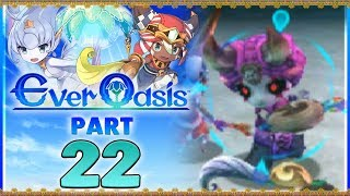 Download Ever Oasis - Part 22   Desert Labyrinth! [New Nintendo 3DS Gameplay] Video