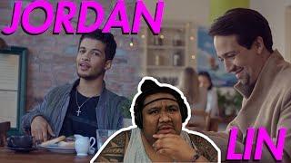 Download Jordan Fisher & Lin Manuel Miranda - You're Welcome [MUSIC REACTION] Video