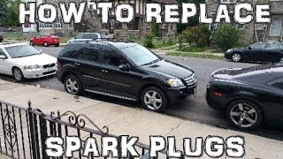 Download How to Replace Spark Plugs 2005-2011 Mercedes Benz ML350 Video
