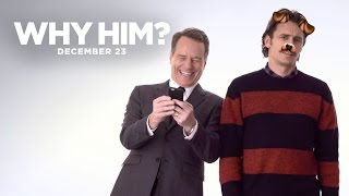 Download Why Him? | Everyone's on Snapchat | 20th Century FOX Video
