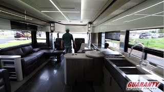 Download 2019 Winnebago Horizon 40 A Class A Luxury Diesel Motorhome • Guaranty Video