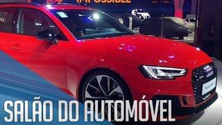 Download Salão do Automóvel SP 2018 - Novidades da Audi Video