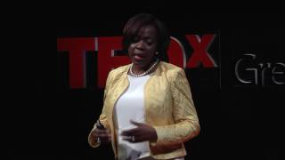 Download Poverty is not an aspiration: Breaking the poverty cycle | Michelle Gethers-Clark | TEDxGreensboro Video