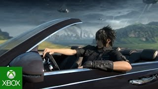 Download Final Fantasy XV - Omen Trailer Video