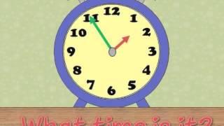 Download Cách nói giờ trong tiếng Anh Video