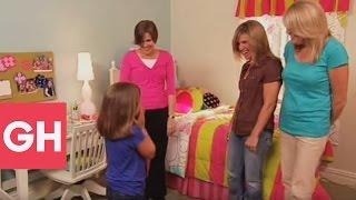 Download Children's Room Makeover Video