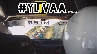 Download Riihivuori Ralli 2017 | Mia Lainpelto Big Crash | In-Car | SS4 Video