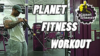 Download Planet Fitness Workout For Beginners   Full Routine Video
