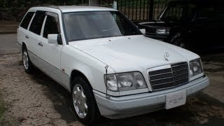 Download Mercedes Benz E320 stationwagon(W124) '1995 Video