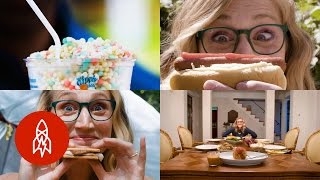 Download The Surprising Stories Behind Five Favorite Foods with the Incomparable Katie Quinn Video