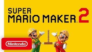 Download Super Mario Maker 2 - Overview Trailer - Nintendo Switch Video