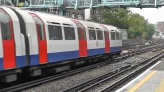 Download London Underground - Piccadilly Line - 1973 Tube Stock - 17th September 2014 Video