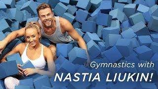 Download Derek Hough's Gymnastics with Nastia Liukin | Life in Motion Video