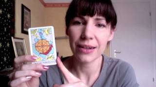 Download Tarot with Claire: Hermit - Wheel of Fortune - Justice Video