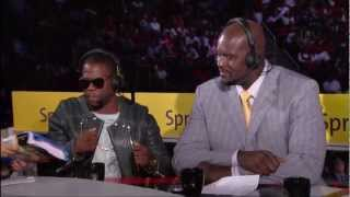 Download Kevin Hart on the Inside the NBA 2013 All Star Game half time show Video