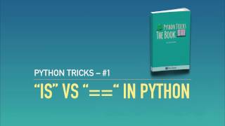 Download ″is″ vs ″==″ in Python – What's the Difference? (And When to Use Each) Video
