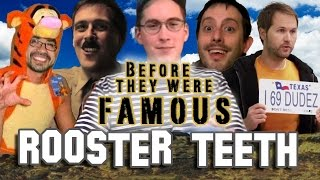 Download ROOSTER TEETH - Before They Were Famous Video