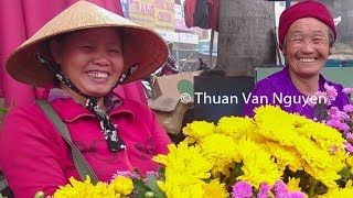 Download Vietnam || Dak Ha Fair Market || Kon Tum Province Video