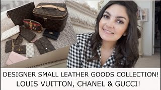 Download MY LUXURY SLG COLLECTION + NEW LOUIS VUITTON HANDBAG REVEAL! Video