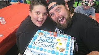 Download GAViN'S A TEENAGER! Happy Birthday! Video