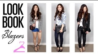 Download Outfit ideas featuring Blazers - LOOKBOOK Video