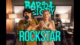 Download Post Malone feat. 21 savage - Rockstar || Bars and Melody Cover Video
