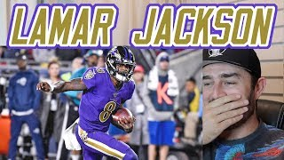 Download Rugby Fan Reacts to LAMAR JACKSON Mid Season 2019 Highlights! MVP? Video