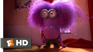 Download Despicable Me 2 (9/10) Movie CLIP - The Purple Minion Attacks (2013) HD Video