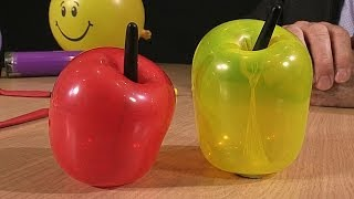 Download Apple Balloons Video