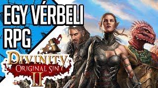 Download EGY VÉRBELI RPG | DIVINITY ORIGINAL SIN II (magyar/hun gameplay) Video