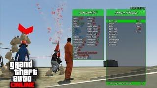 Download GTA V ONLINE - REGALANDO DINERO A GENTE RAMDOM#9 - GTA V DINERO INFINITO Video