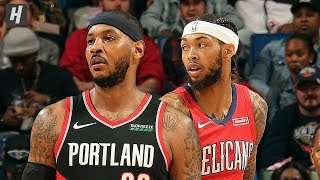 Download Portland Trail Blazers vs New Orleans Pelicans - Full Highlights | November 19 | 2019-20 NBA Season Video